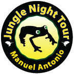 Jungle Night Tour Manuel Antonio Logo